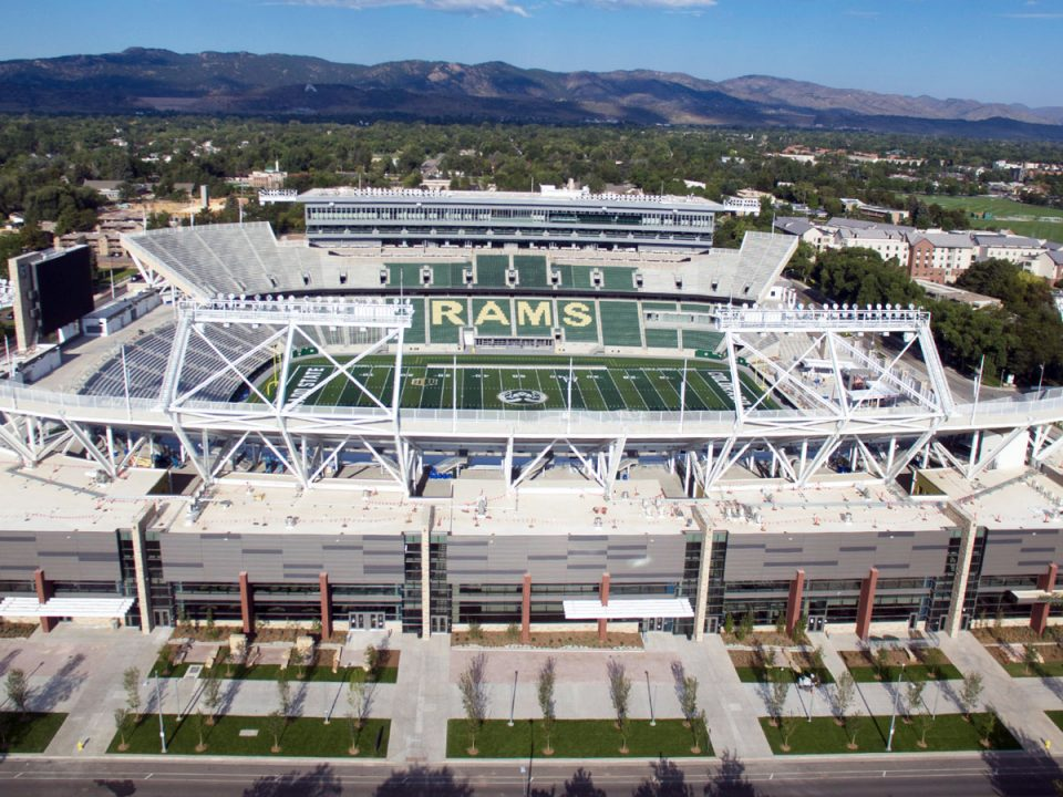 CSU Stadium, Ft. Collins, CO